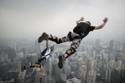 Base jumpers fret as French daredevils look to urban sites