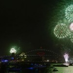 Sparkling Sydney kicks off glitzy global 2014 party
