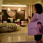 Korean TV dramas give Asian shoppers urge to splurge