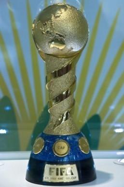 Football: Spotlight falls on Brazil for Confed Cup