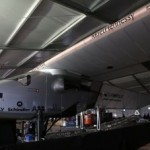 Solar plane set for landmark round-the-world flight