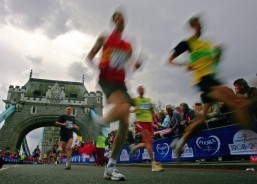 London Marathon to raise $100,000 for Boston victims