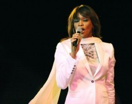 Whitney Houston live album due in November