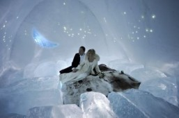 Swedish ice hotel to install fire alarms