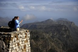 S.Africa sees record number of tourists