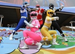TV's Power Rangers morphing into film