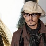 Johnny Depp in a spy comedy