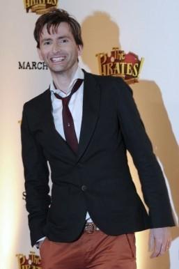 David Tennant will co-star with Josh Hamilton and Anna Gun in 'Gracepoint.' ©AFP PHOTO / CARL COURT