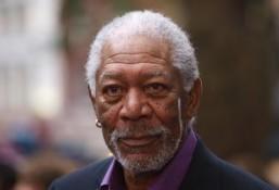 US actor Morgan Freeman ©AFP PHOTO/Max Nash
