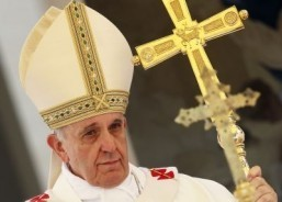 Pope urges social 'fraternity' after economic crisis