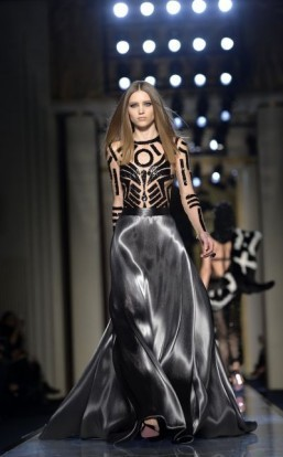 Haute couture shows: highlights from days 1 and 2