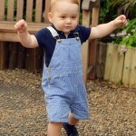 Prince George, 'style icon', to celebrate first birthday