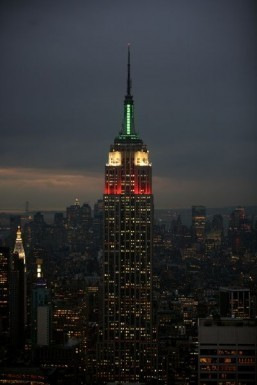 Empire State Building to wed 100 couples on Valentine's Day