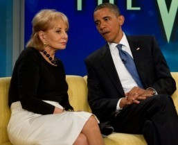 TV's Barbara Walters laughs off talk of retirement
