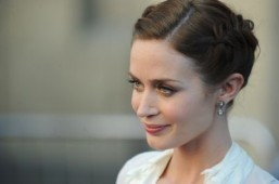 British actress Emily Blunt ©AFP PHOTO / ROBYN BECK