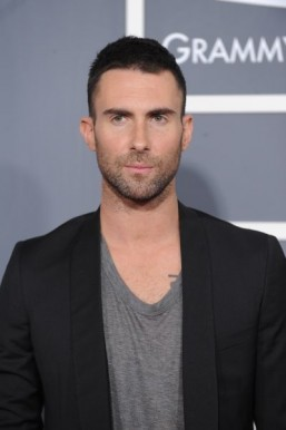 Singer-songwriter and guitarist Adam Levine ©AFP PHOTO / Robyn Beck
