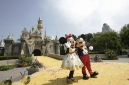 Disneyland in Anaheim, California ©AFP PHOTO/Hector MATA