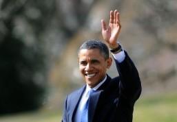 Obama reveals classic US tastes in Spotify playlists