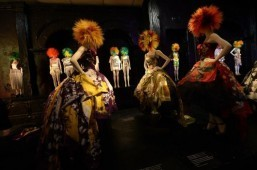 Punk gets pretty in Met museum exhibit