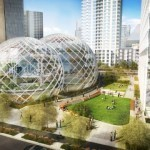 Amazon plans greenhouse-style headquarters