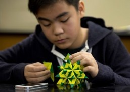 Ancient Asian art of origami gains following in West