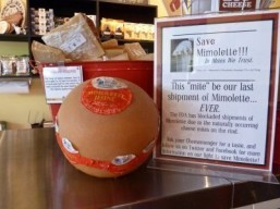 US cheese lovers battle to save mite-ridden mimolette