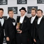 Justin Timberlake and N Sync shine at MTV awards event