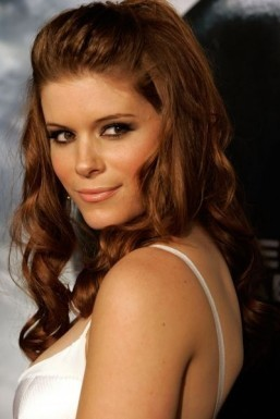 "US actress Kate Mara appears in 2014's ""House of Cards"" and ""Transendence."" ©AFP/HECTOR MATA"