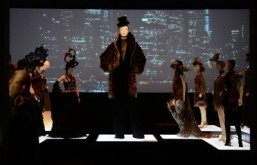 Gaultier sizzles in New York museum retrospective