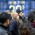 Rush-seeking Millennials more likely to brave crowds than Baby Boomers this Black Friday