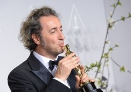 Director Paolo Sorrentino ©AFP PHOTO / Joe KLAMAR