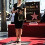 Winslet honored on Hollywood Walk of Fame