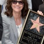 Oscar-winner Sally Field gets Hollywood star