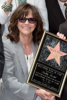 Oscar-winner Sally Field gets Hollywood star