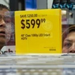 US shoppers go in for the kill on 'Black Friday'