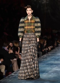 From flats to furs: trends at NY Fashion Week