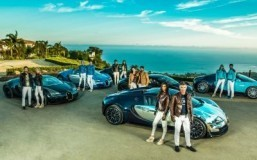 Bugatti launches first clothing line