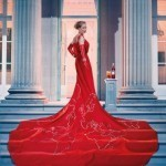 Campari unveils 2014 celebrity calendar starring Uma Thurman