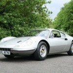 Keith Richards's Ferrari Dino going under the hammer