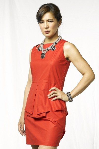 Alice Dixson (MNS Photo)