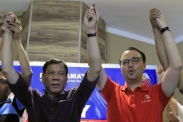Cayetano vows to help Duterte fulfill his promises