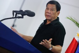 Duterte 'recalibrating' PHL foreign policy: Dominguez