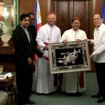 Aquino says Muslim peace bid to continue after his term