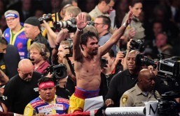 Senate resolution commending Pacquiao filed