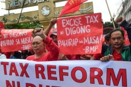 DTI: Tax reform law has minimal effect on costs of goods