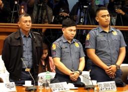 Witness tells Senate probe:'Walang putukang nangyari'