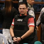 Another hearing on Espinosa slay eyed before Senate goes on recess