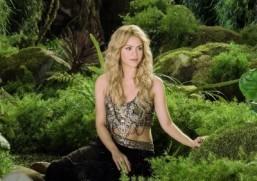 Shakira is the star of a new campaign for Dannon's Activia yogurt. ©Danone