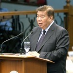 Drilon admits failure in basic services overshadowed development under Aquino