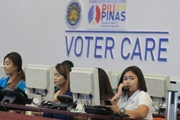 Comelec targets to proclaim 12 winning senators in a week